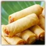 Home Made Spring Roll (2)