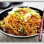 Shanghai Noodle with To-Fu