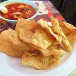 Deep Fried Wontons (8)
