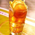 Cold Lemon Honey Tea