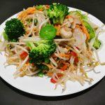 Vegetable Chop Suey