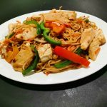 Szechuan Noodle with To-Fu