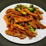 Hot Szechuan Beef Steak
