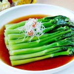 Steam Vegetables In Oyster Sauce